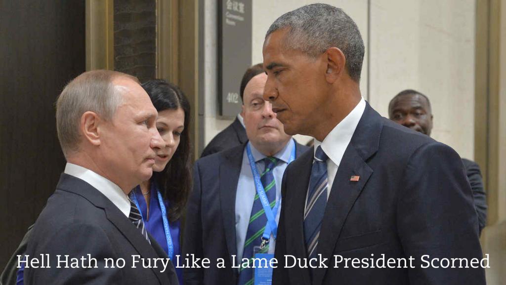 Putin Obama Hell Hath