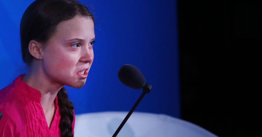 The Disturbing Cult of Greta Thunberg